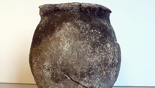 Encontrada una vasija de 3.000 años de antigüedad en Santa Lucía de Ibi