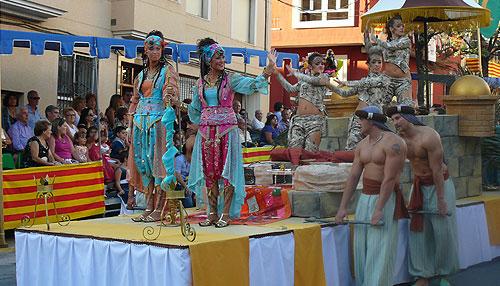 La crisis llega a las Fiestas de Ibi