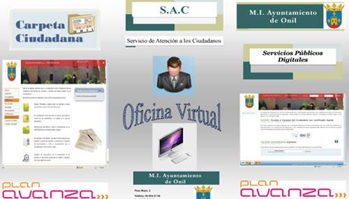 El Ayuntamiento de Onil actualiza sus servicios y pone en marcha la Oficina Virtual de Atención al Ciudadano