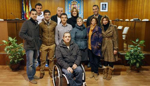 Ibi acogerá en mayo el I Torneo Internacional  de Fútbol 7 Paralímpico