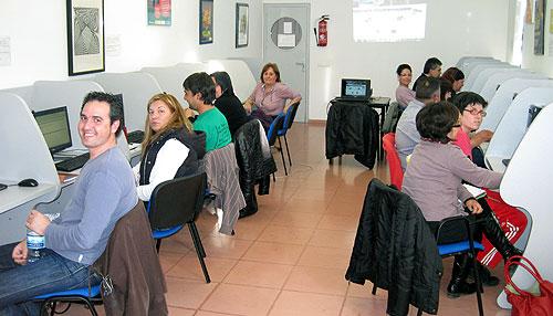 Curso de redes sociales para empresarios hosteleros de Castalla