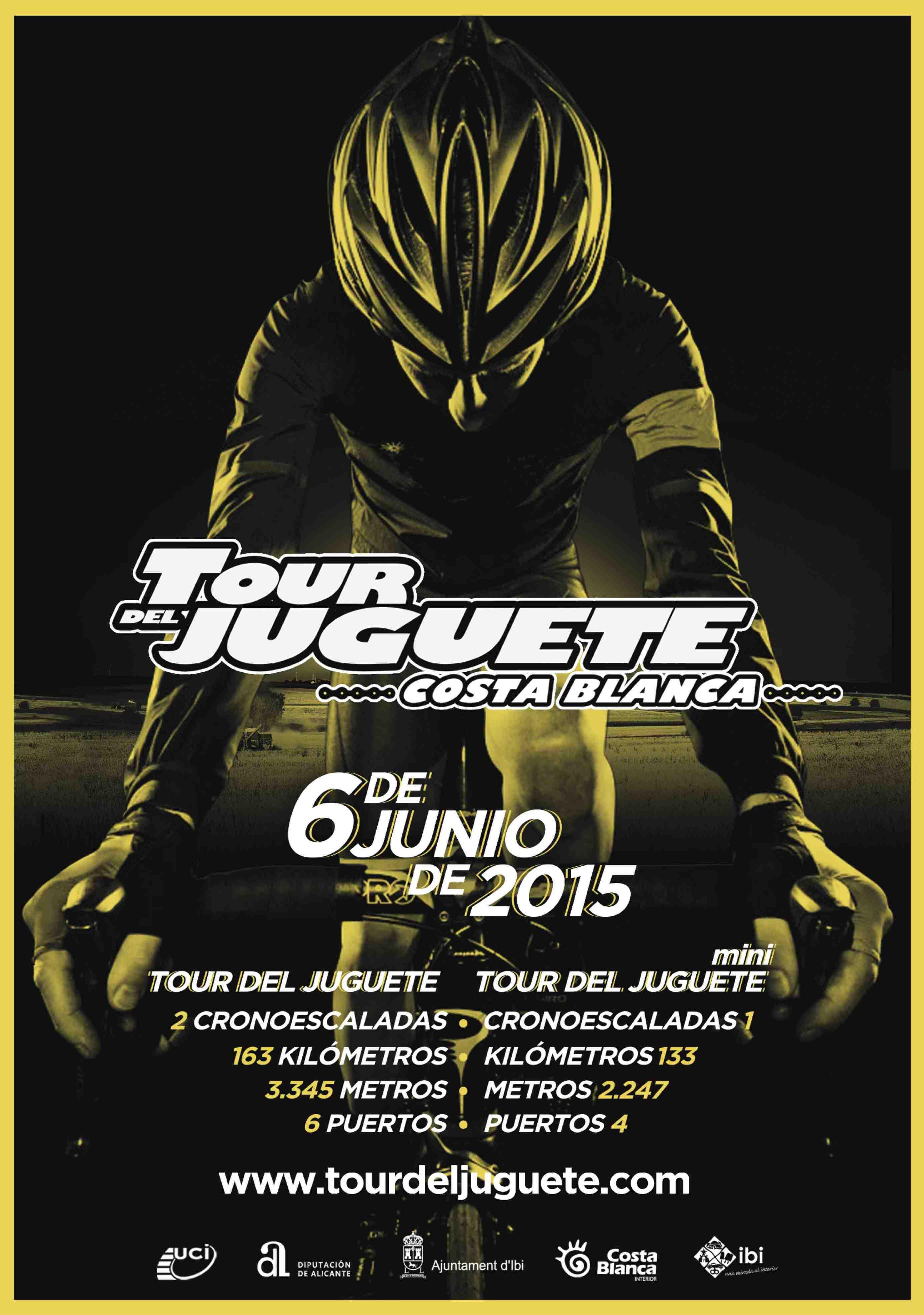 La quinta edición del TOUR del JUGUETE contará con la participación de más de 1.400 personas