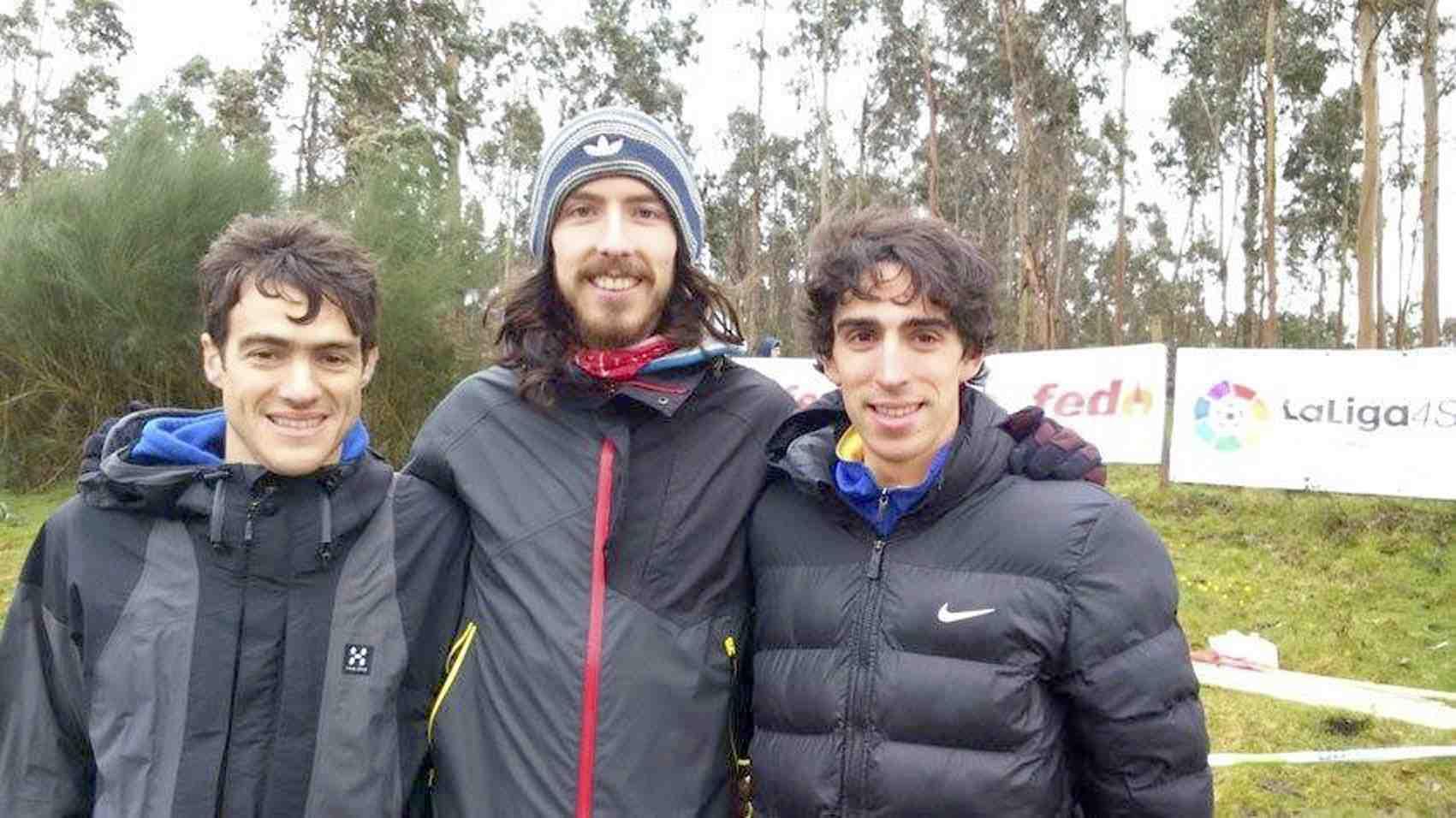 Andreu Blanes y Antonio Martínez, del Centre Esportiu Colivenc, campeones de España de orientación