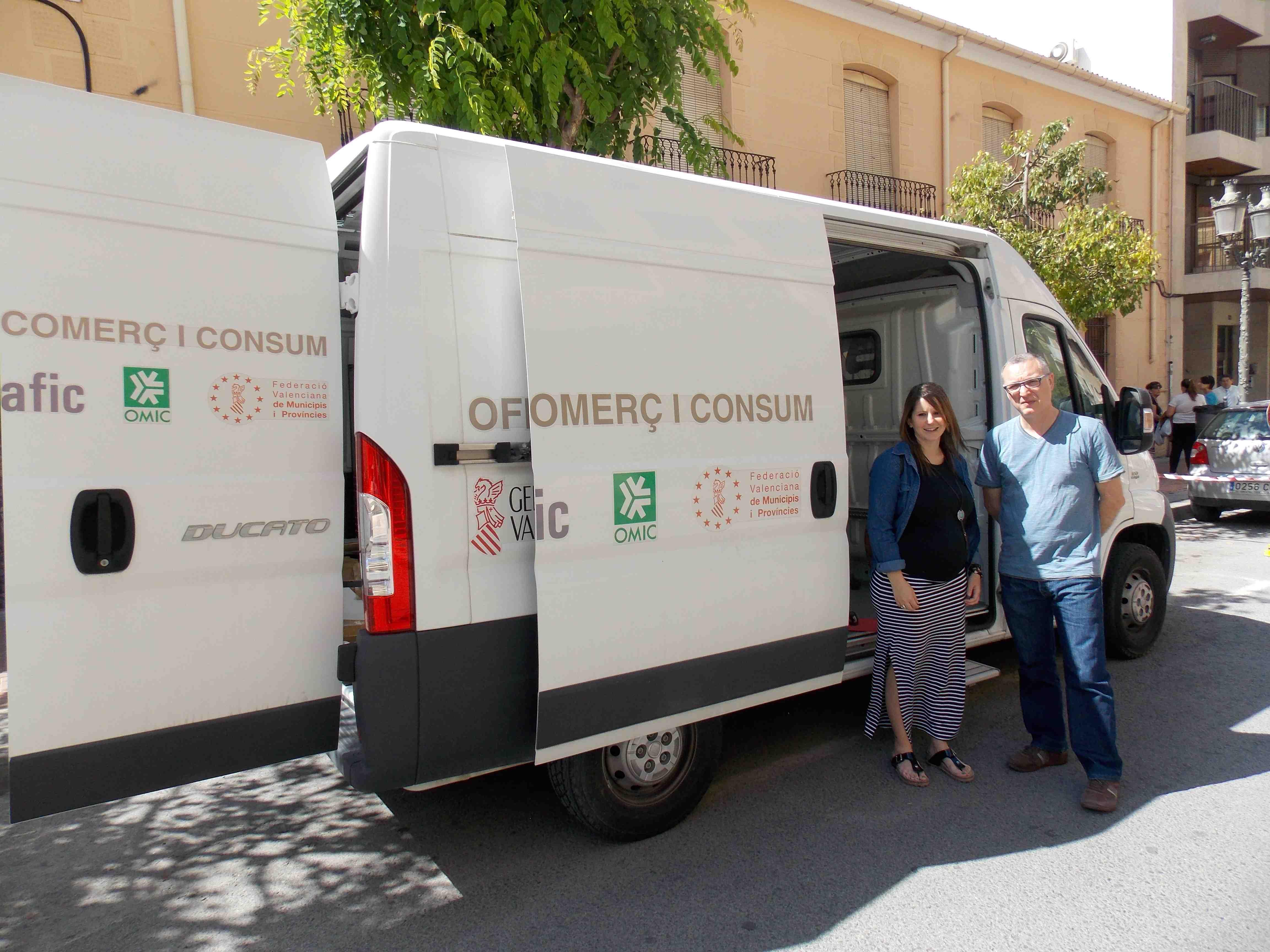 Satisfacci n en onil por la buena acogida de la oficina for Oficina consumidor valencia