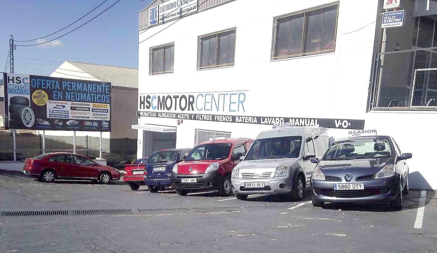 HSC MotorCenter, servicios mecánicos con la máxima profesionalidad en Ibi