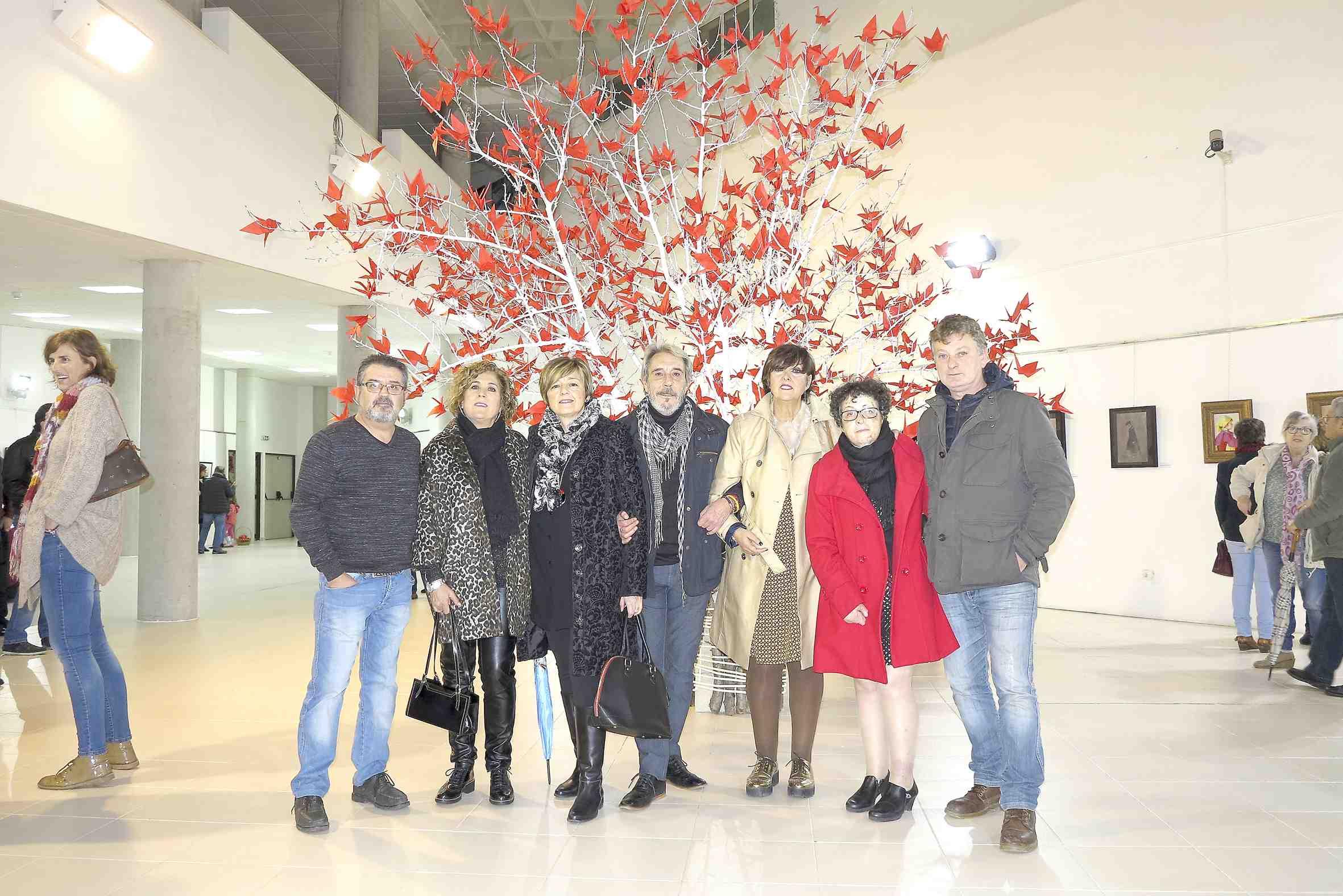Decimocuarta muestra de artes plásticas de autores locales en la Pinacoteca de Onil