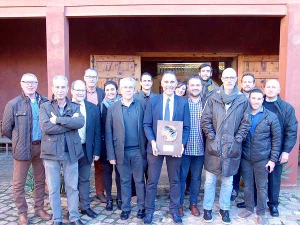 Ibi recoge el premio 'Ayuntamiento ejemplar en biodiversidad 2016'