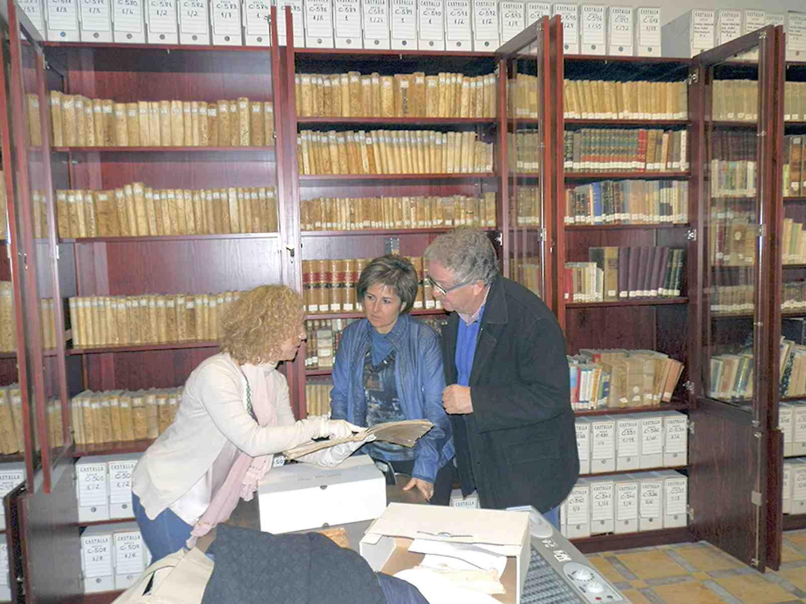 La Policía Nacional investiga la desaparición de un incunable desaparecido del Archivo Histórico de Castalla