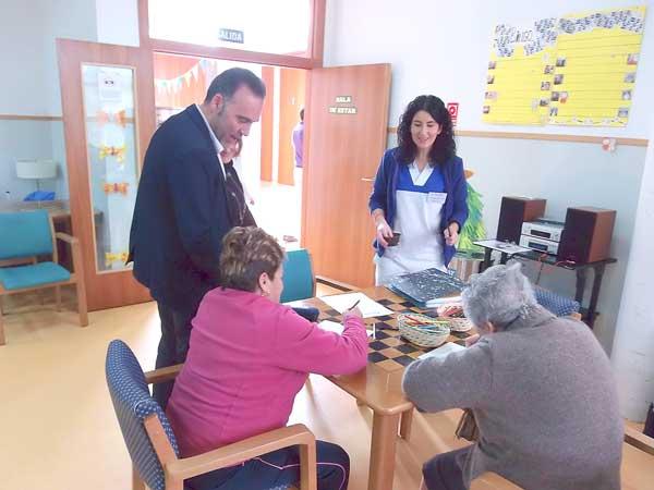 La construcción de un geriátrico en Ibi, prioridad municipal para 2017