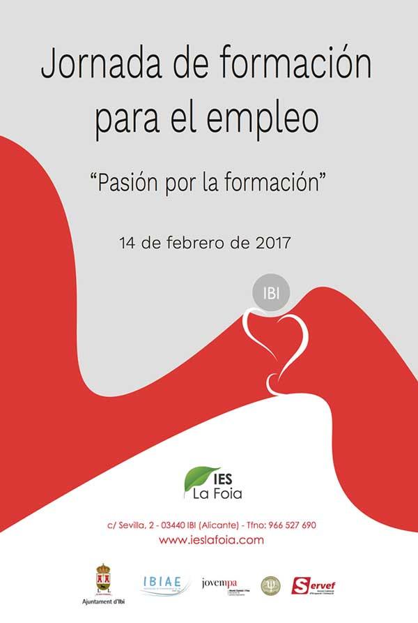 El IES La Foia organiza una jornada de formación para el empleo