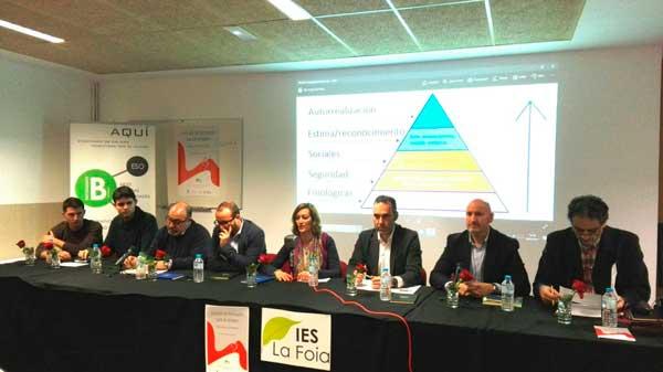 Serralta anuncia que ha pedido dos nuevos ciclos formativos para Ibi