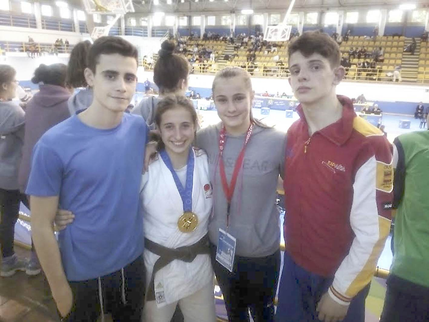 El Judo Club Castalla sigue cosechando grandes logros