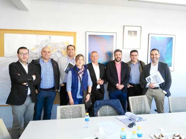 Reunión en Ibi para avanzar en el Pacto Territorial por el Empleo