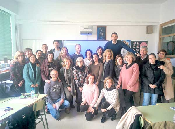 El colegio Salesiano de Ibi amplía sus conocimientos en aprendizaje cooperativo