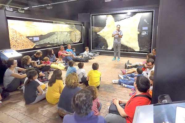 El Museo de la Biodiversidad de Ibi recibió 16.200 visitantes en 2016