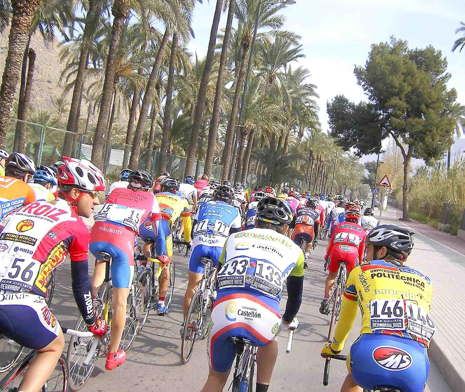 La etapa reina de la Vuelta Ciclista a la Provincia de Alicante finalizará en Ibi