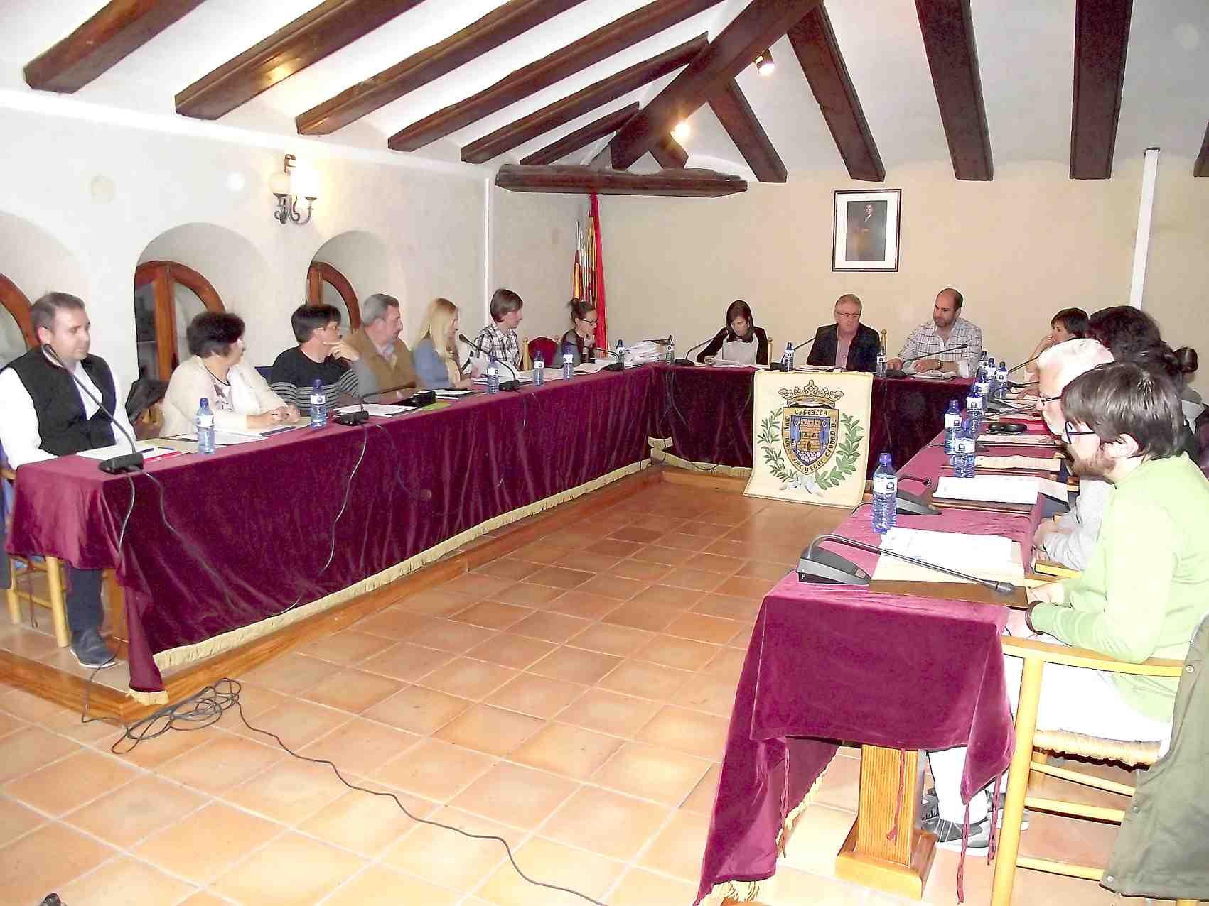 El Ayuntamiento de Castalla aprueba una bajada del 10 por cien en las plusvalías por herencias
