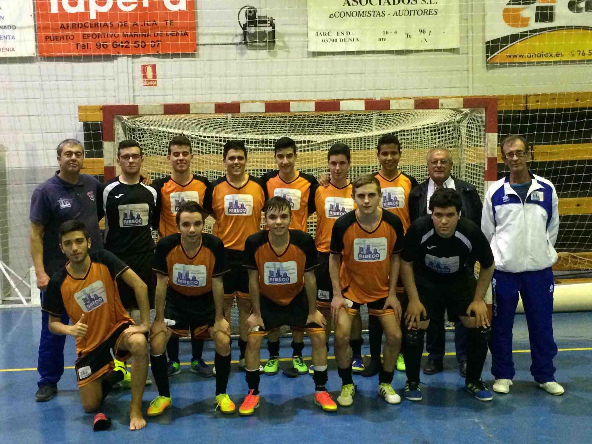 El CFS Ribeco Castalla se juega el sábado día 22 el ascenso a Nacional Juvenil