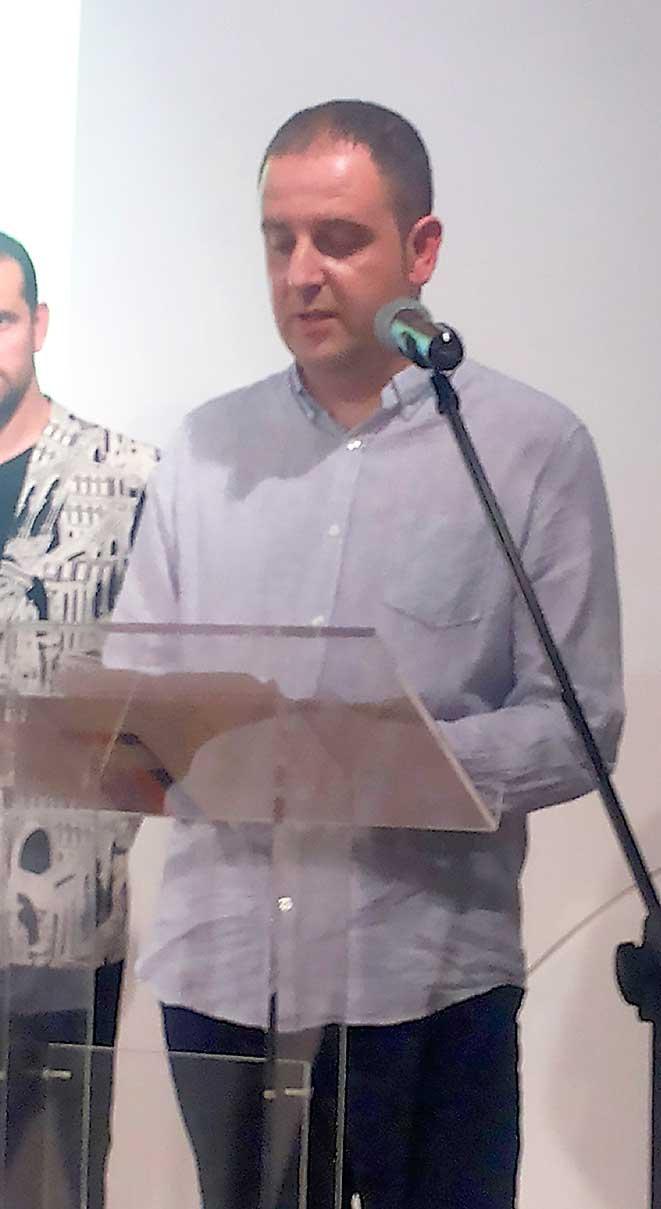 Premi de poesia per al escriptor iberut Manuel Roig