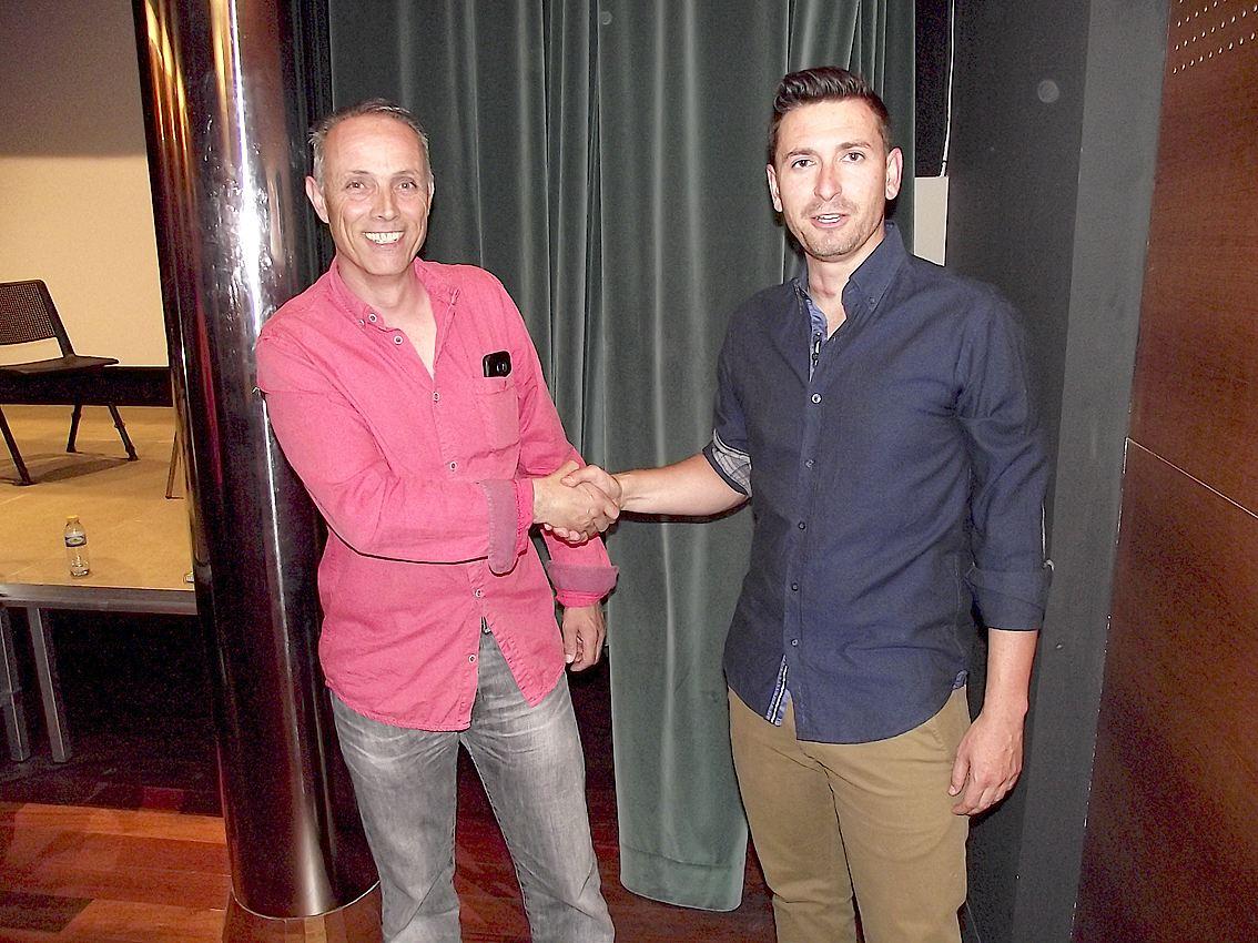 Los socios de la UD Rayo Ibense eligen a Francisco Jesús Prieto y su junta directiva para hacerse cargo del club