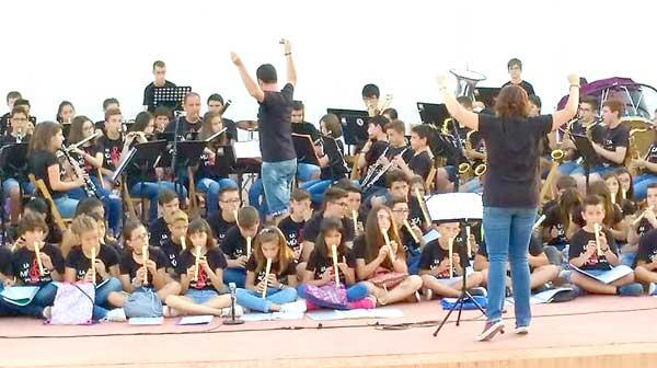Un concert educatiu i solidari