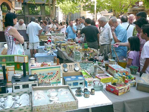 El Museo abre la convocatoria para participar en el II Mercado del Juguete Antiguo
