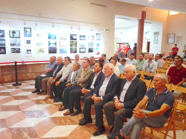 IBIAE participa en la asamblea constituyente de la Asociación de Empresarios de Aspe