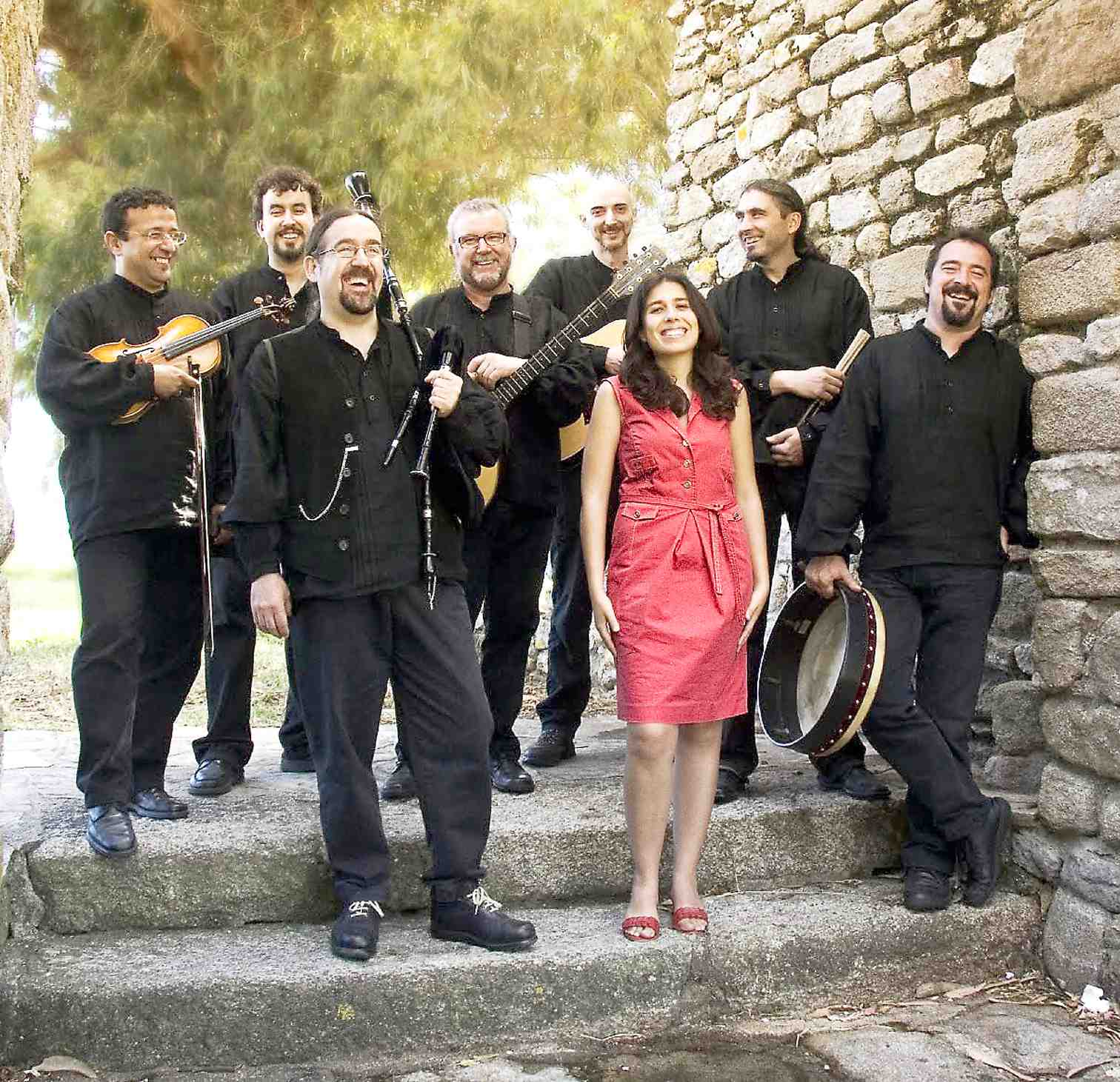 Els gallecs Luar Na Lubre actuen el 27 d'octubre en el Teatro Río d'Ibi