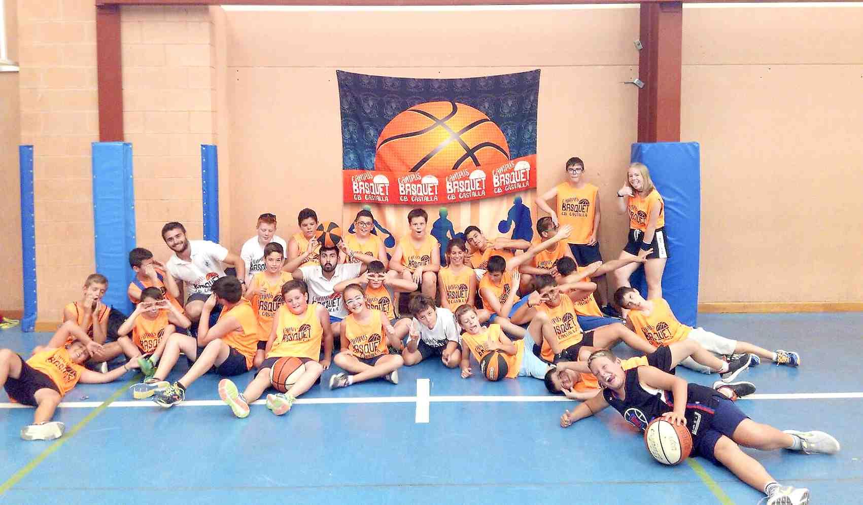 Culminan con enorme éxito los campus de verano celebrados en Castalla