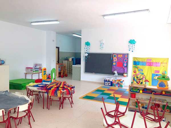 Arranca el nuevo curso escolar con más de 400 alumnos nuevos de dos y tres años en la comarca