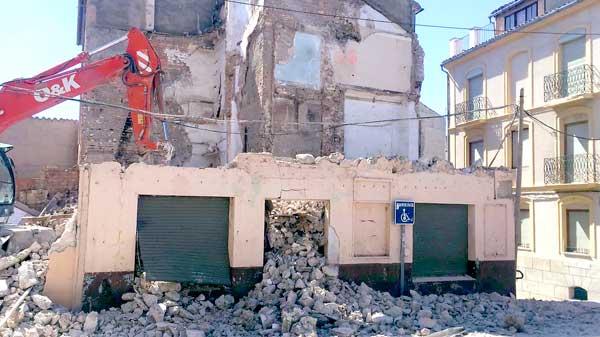 Los cambios en el PGOU empiezan a notarse en las calles de Ibi