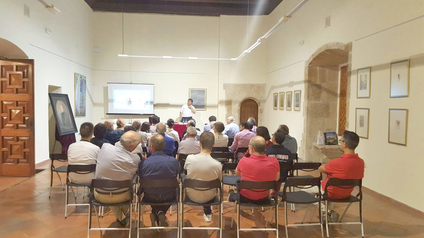 Cicle de conferències sobre l'Ambaixada d'Onil
