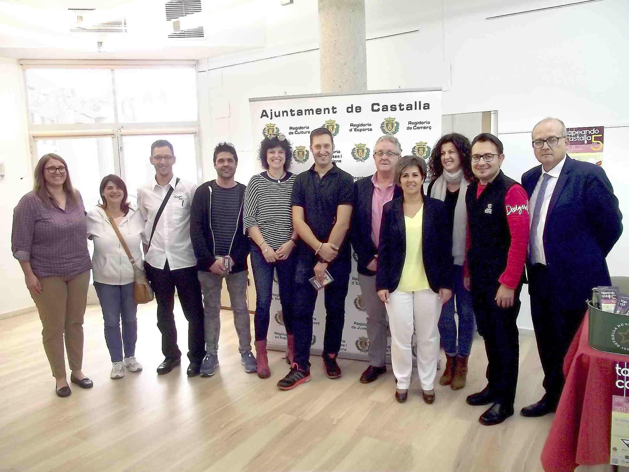 La Ruta de la Tapa de Castalla llega a su quinta edición del 3 al 26 de noviembre con 31 establecimientos participantes