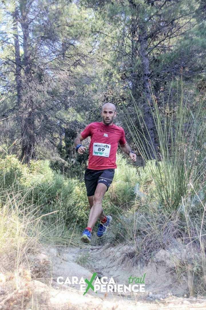 El castallense José Antonio Luna entra en el Top10 nacional de corredores por montaña