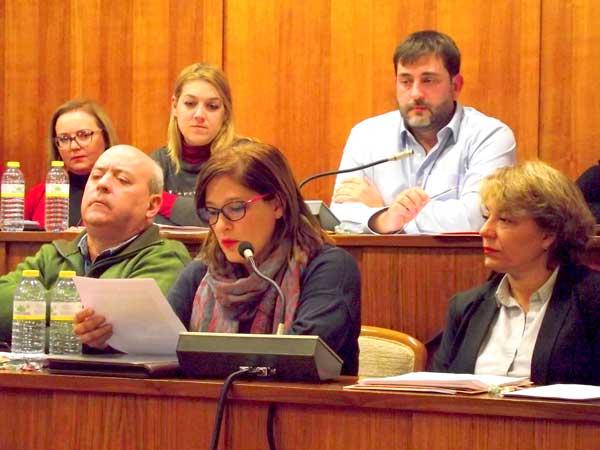 Relevo en el PSOE de Ibi tras la renuncia al cargo de la edil Gemma Escudero