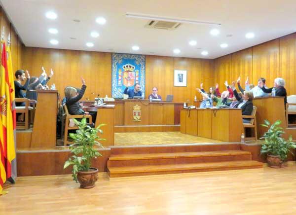 Unanimidad política en Ibi para reclamar una financiación justa para la Comunidad Valenciana