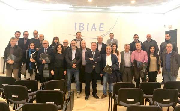 Pedro Prieto, renueva al frente de la patronal IBIAE