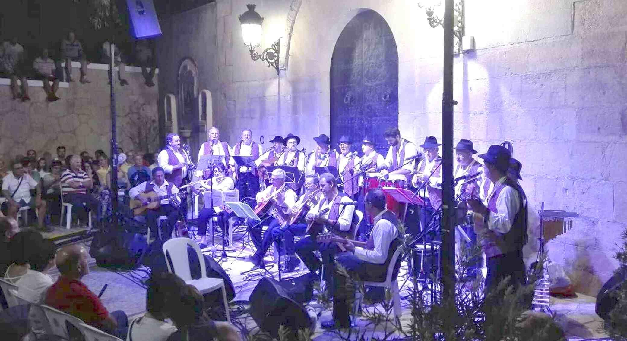 La Parranda El Portell de Castalla celebra 25 anys d'història el 23 de desembre a l'Auditori