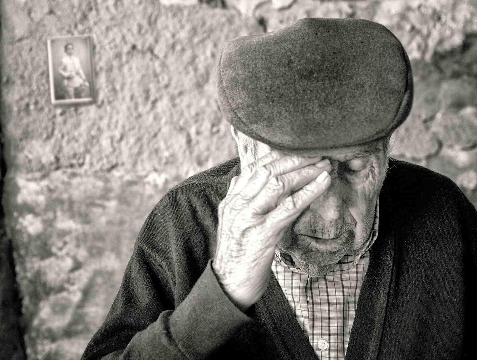 Vicent Guill guanya un concurs fotogràfic organitzat per una associació d'Alzhéimer gallega