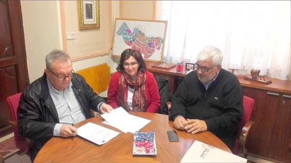 Concluyen en Biar las obras de ahorro energético en la Casa de Cultura