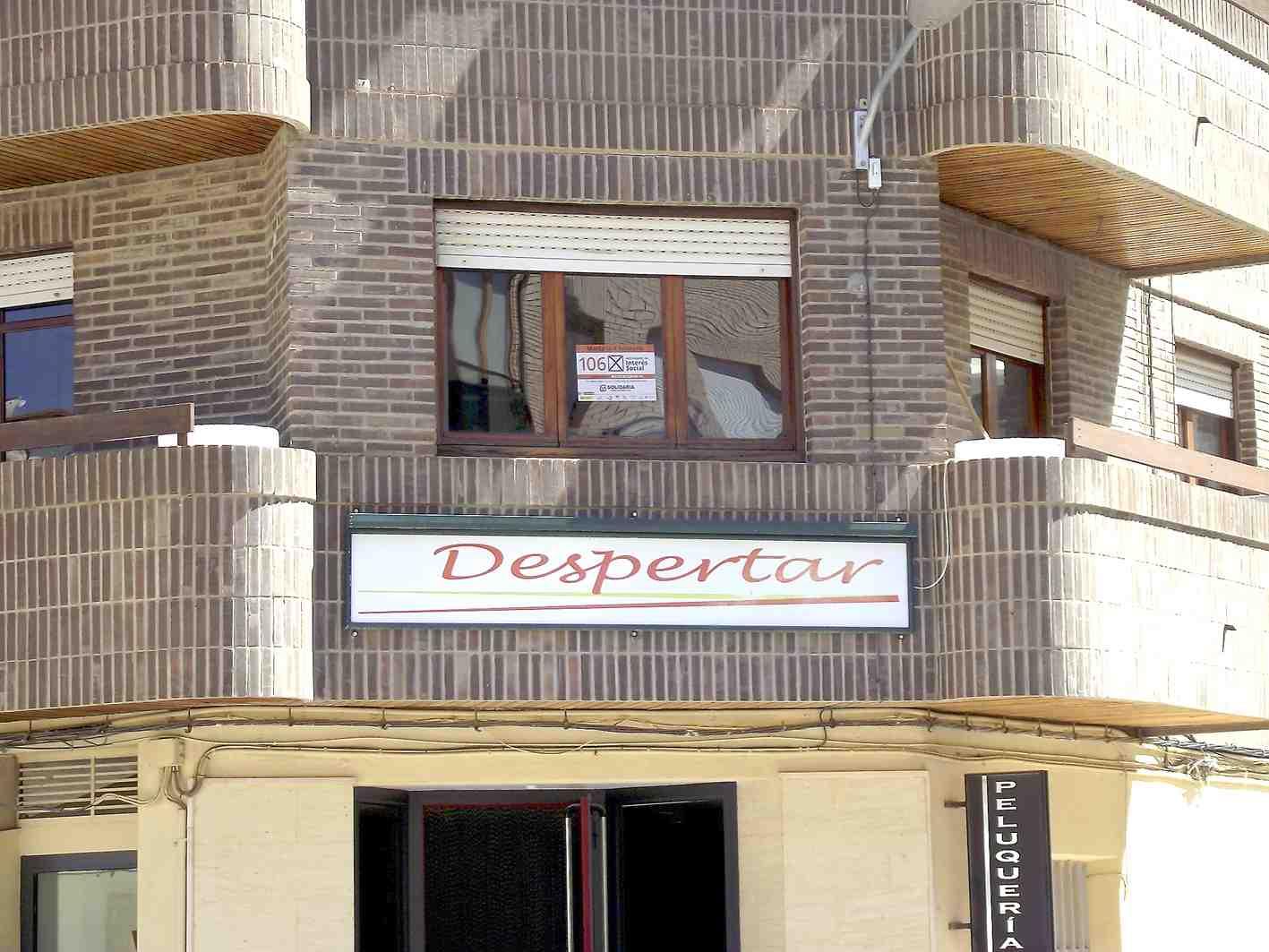 El Col·legi d'Advocats d'Alacant dona part del seu pressupost anual a l'associació Despertar de Castalla