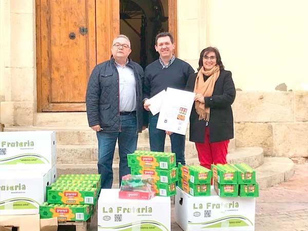 Campaña escolar en Biar para fomentar la alimentación saludable