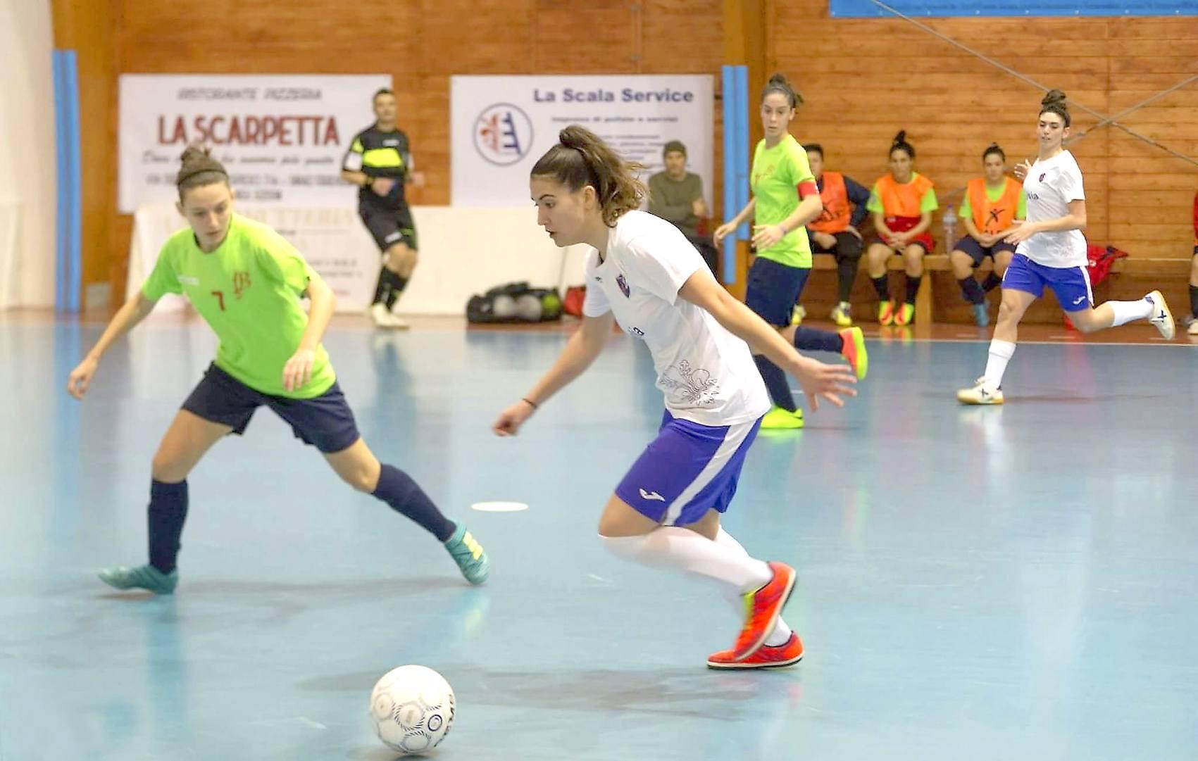 """Esther Laurí: """"Sería espectacular poder jugar en la máxima categoría del fútbol sala en Italia"""""""