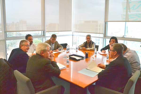 El Consell asegura que se cumplen los plazos y la subestación eléctrica estará acabada en verano de 2018