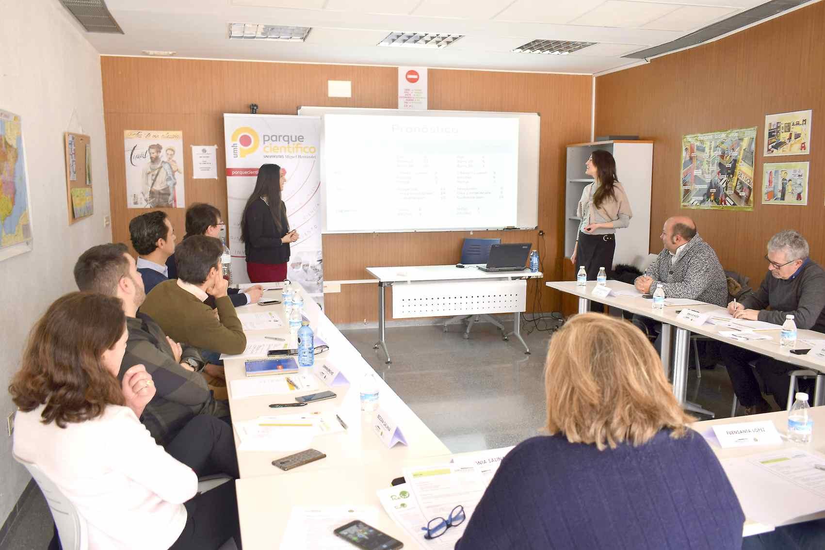 Siete iniciativas empresariales llegan a la final del programa Castalla Emprende
