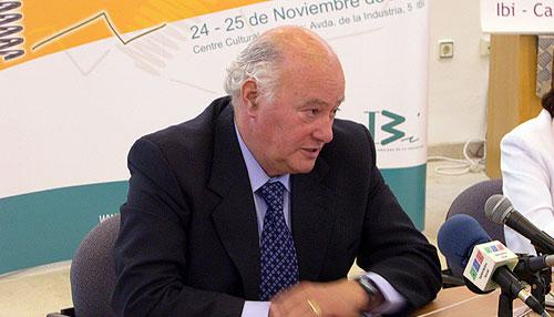 Fallece Fernando Casado Bergasa, presidente de IBIAE entre 2001 y 2009