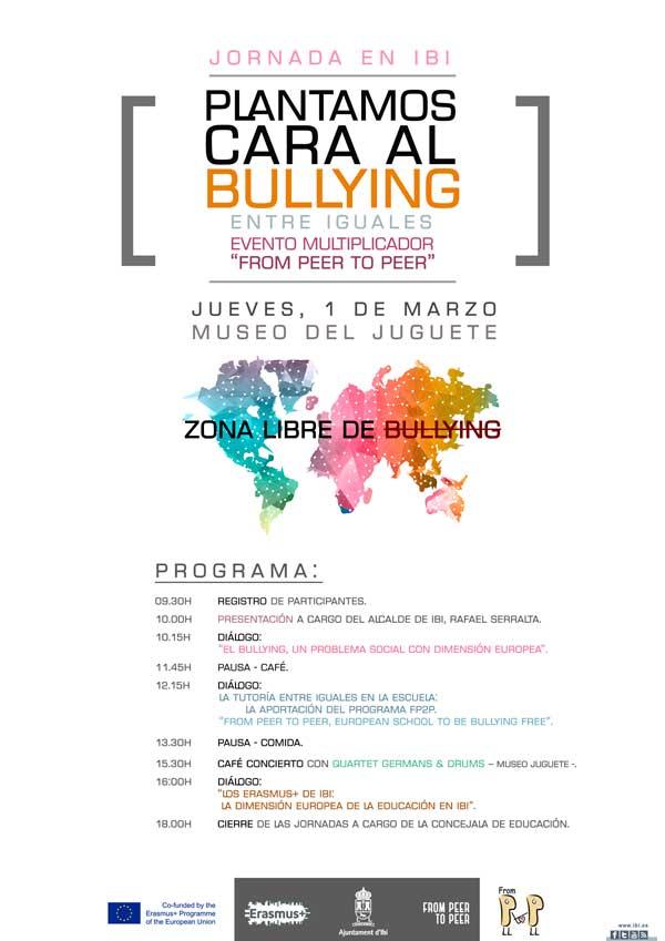 Jornada contra el bullying en Ibi con expertos ponentes