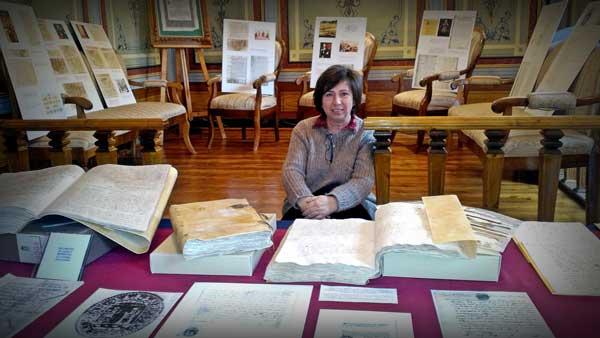 Exposición sobre las constituciones españolas 1812 -1978 en el Archivo de Ibi
