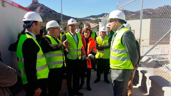 Climent confirma que la subestación eléctrica de la Foia comenzará a funcionar en agosto
