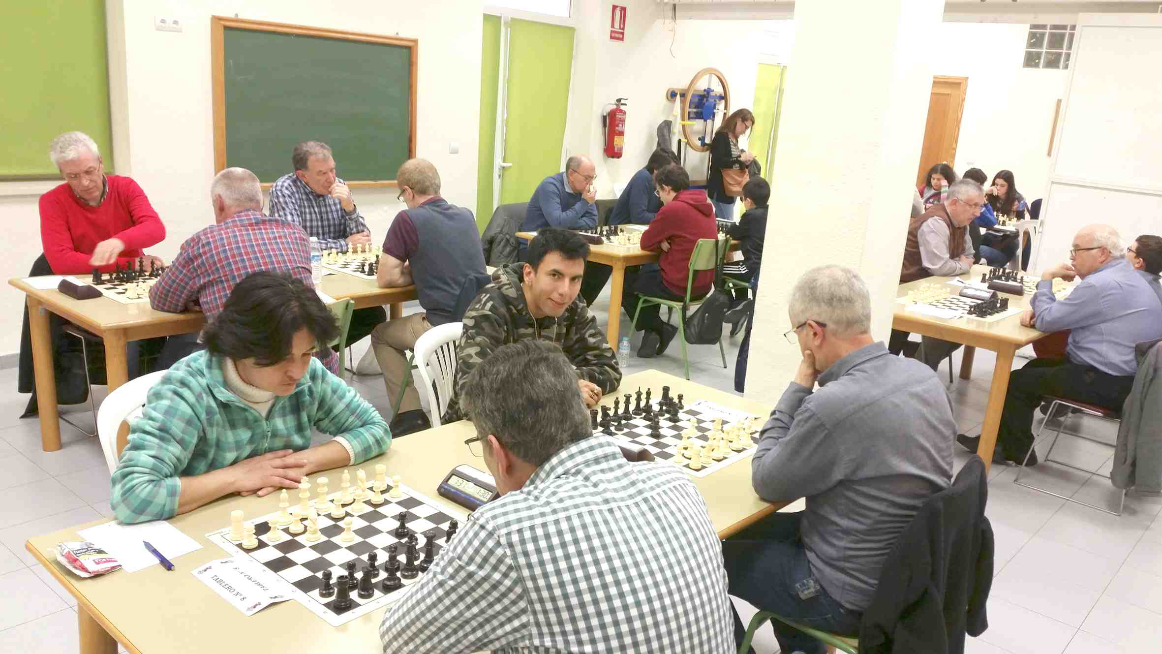 El Club Ajedrez Ibi, campeón de la Primera Provincial de Alicante